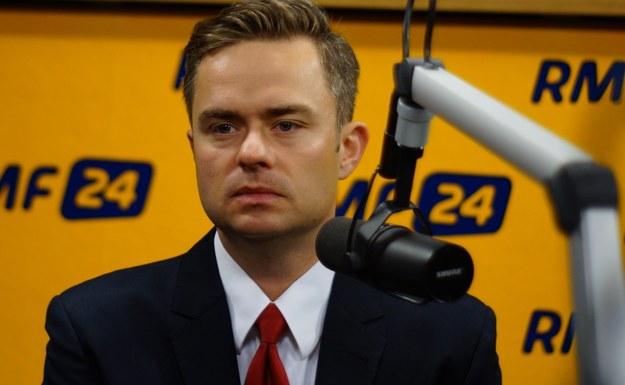 Adam Hofman /Michał Dukaczewski /RMF FM