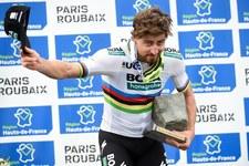 Andrea Taffi ma 52 lata. Chce pojechać Paryż – Roubaix