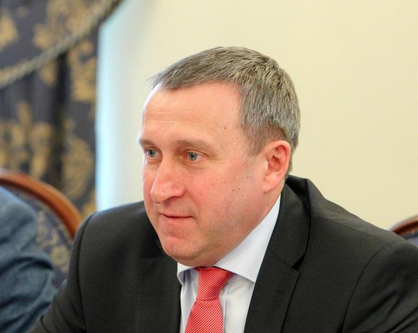 Andrij Deszczyca domaga się śledztwa /Jan Kucharzyk /East News
