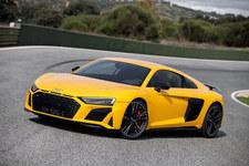 Audi R8 V10 quattro – bogate w doświadczenie