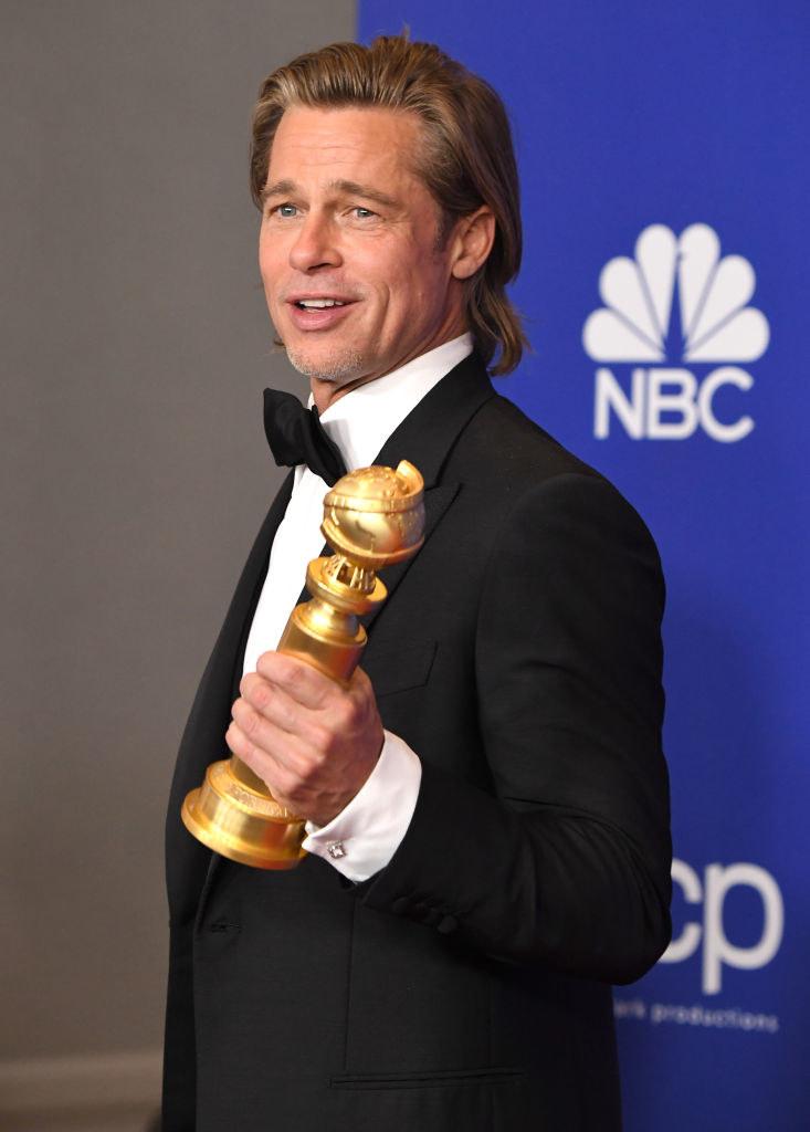 Brad Pitt / Steve Granitz / Getty Images