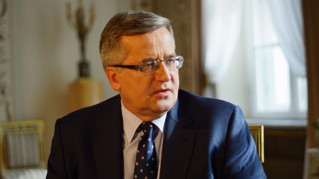 Bronisław Komorowski /Michał Dukaczewski /RMF