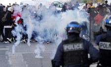 Burza we Francji: Służby w ogniu krytyki za działania wobec protestujących uczniów