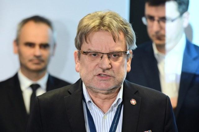 Jarosław Pinkas / Radek Pietruszka   /PAP