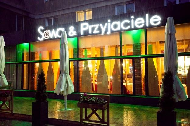Jedna z restauracji, gdzie nagrywano polityków /KAROL SEREWIS /East News