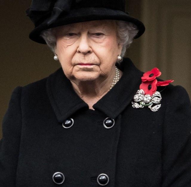 Królowa Elżbieta /Samir Hussein /Getty Images