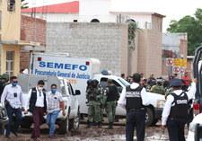 Krwawy atak w Meksyku. Nie żyją 24 osoby
