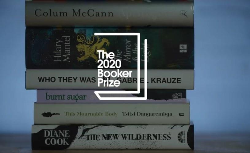 Książki nominowane do Nagrody Bookera w 2020 roku /facebook.com