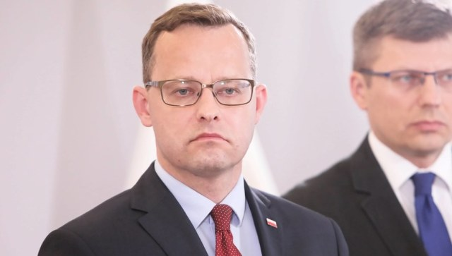 Marcin Romanowski /Wojciech Olkuśnik /PAP