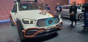 Mercedes ESF. Wygląda jak zwykłe auto, ale to nieprawda