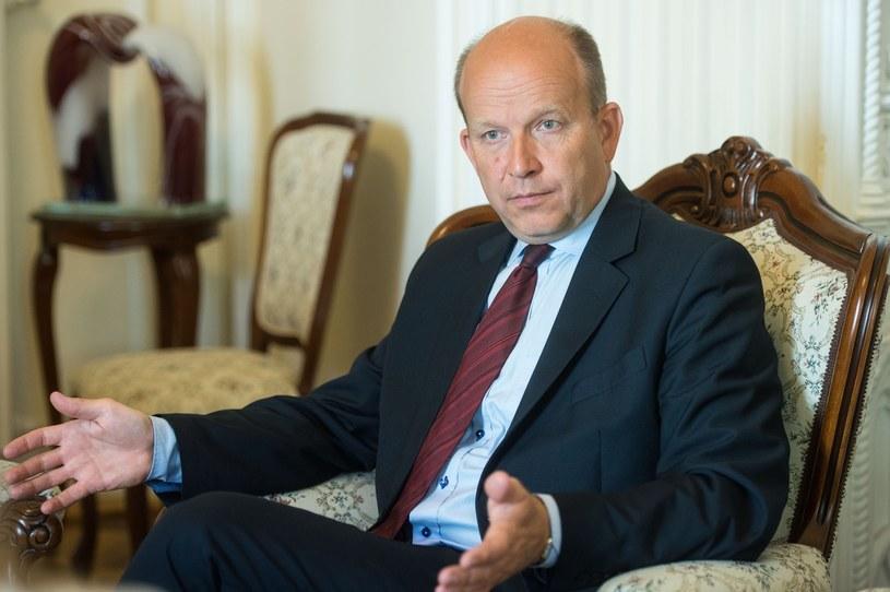 Minister zdrowia tłumaczy, z jakimi problemami musi się mierzyć /Zbyszek Kaczmarek /Reporter