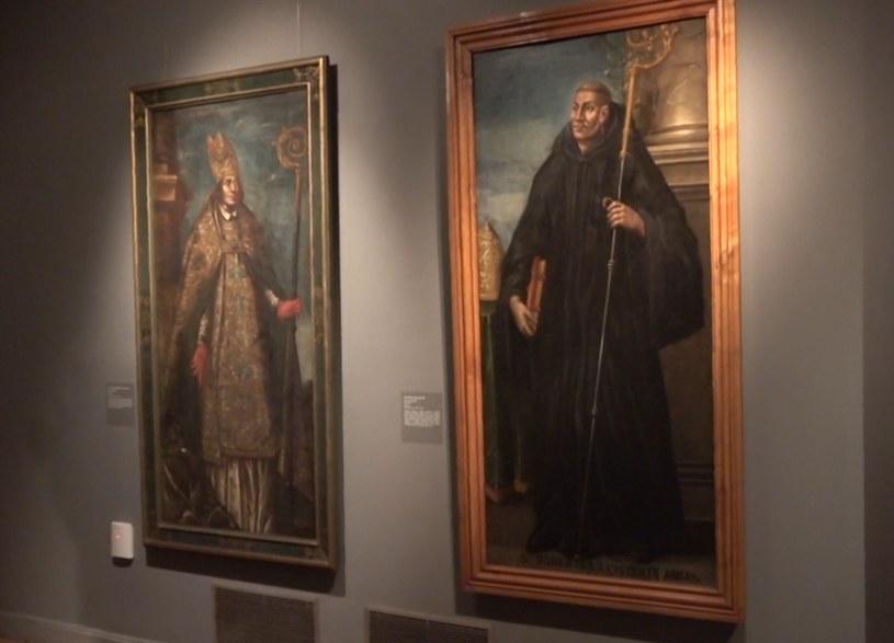 """Na wystawie """"Dolabella. Wenecki malarz Wazów"""" zawisły 23 prace włoskiego twórcy /INTERIA.PL"""