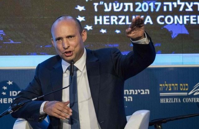 Naftali Bennett /AFP