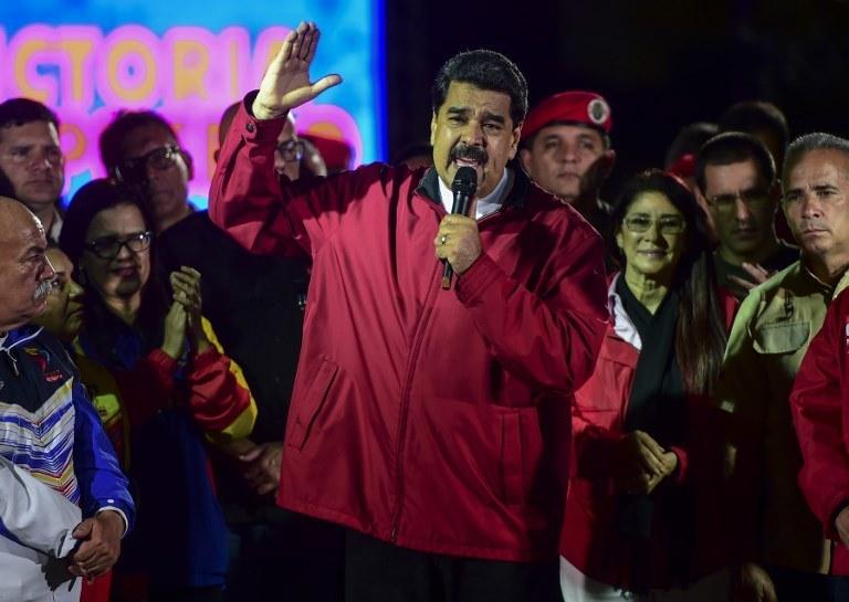 Nicholas Maduro /AFP