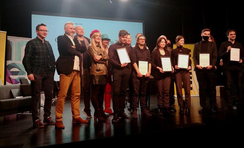 Nominowani i nagrodzeni w V edycji konkursu Fotoreporter Roku 2020 /INTERIA.PL