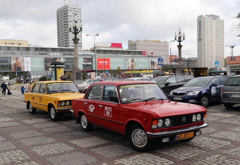 Obecnie płacić pełnego OC nie muszą jedynie właściciele pojazdów zabytkowych /Mariusz Grzelak /Reporter