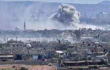 ONZ: Konwój z pomocą humanitarną dotarł do obozu uchodźców w Syrii