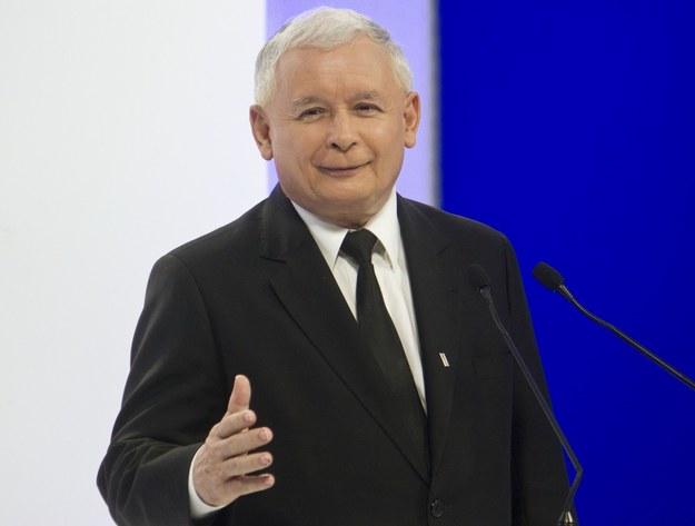 Partia Jarosława Kaczyńskiego najbardziej podoba się młodzieży /Krystian Dobuszyński /Reporter