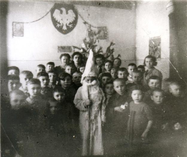Polski sierociniec w Soroczynsku w obwodzie orenburskim przy granicy z Kazachstanem /archiwum prywatne