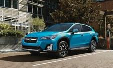 Subaru Crosstrek Hybrid - pierwsze w historii