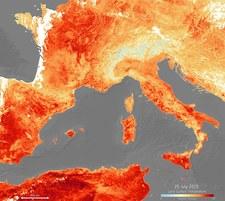 Tegoroczny lipiec najcieplejszym miesiącem w historii na całym świecie