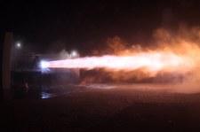 Trwają testy silników SpaceX Raptor