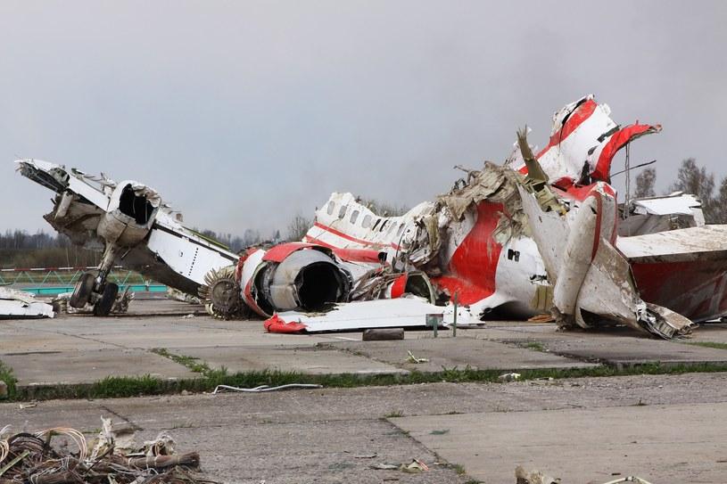 Tu-154M został rozerwany eksplozjami? /Sputnik News /East News