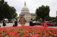 USA: Ewakuacja Kapitolu po naruszeniu przestrzeni powietrznej