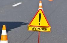 Warmińsko-mazurskie: Zablokowana droga krajowa nr 58