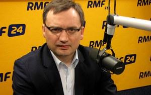 Zbigniew Ziobro /Magdalena Jednacz /RMF FM