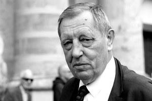 Zmarł profesor Jan Szyszko