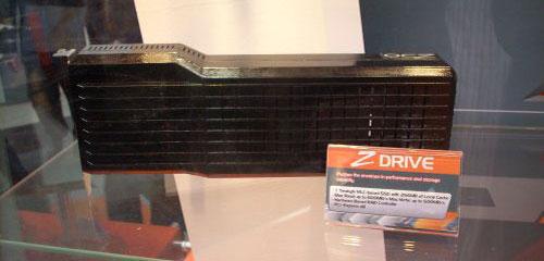 OCZ SSD 1 ТБ Z drive