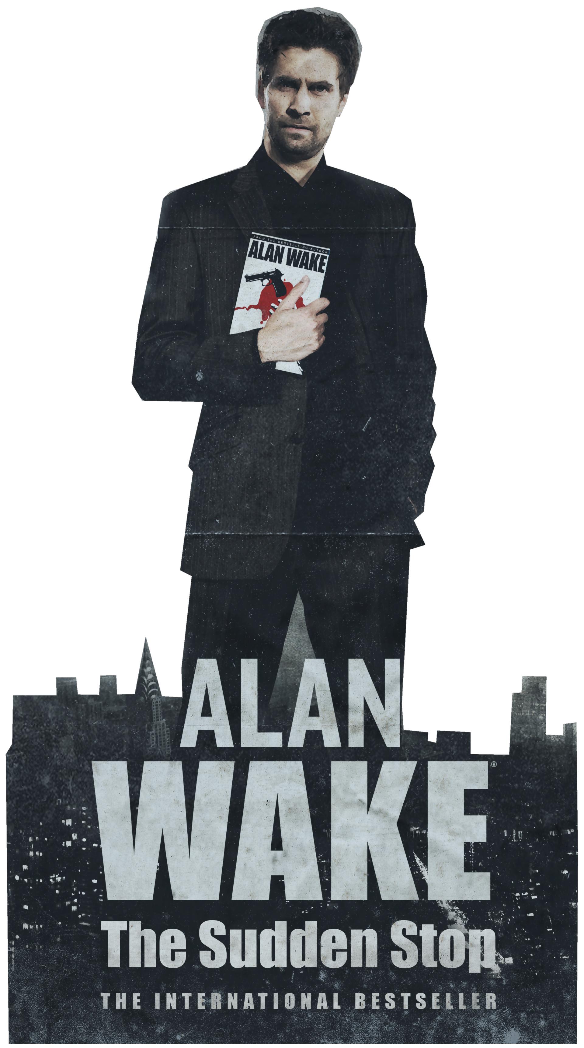 Artworks Alan Wake