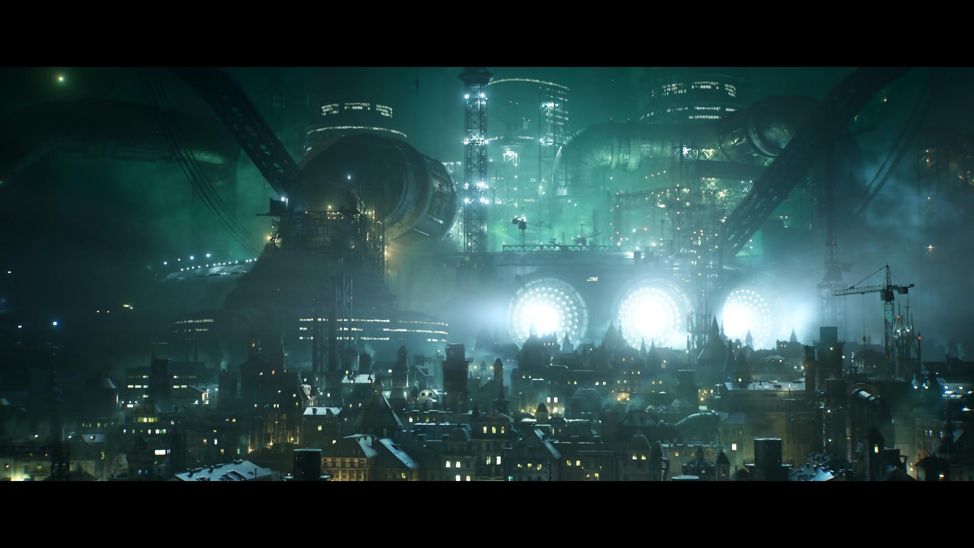 Images Final Fantasy VII Remake