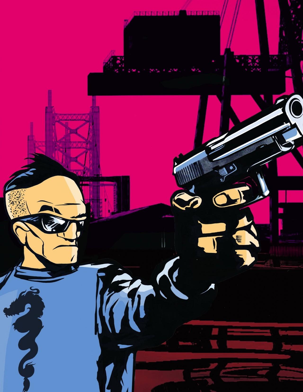 Artworks Grand Theft Auto III