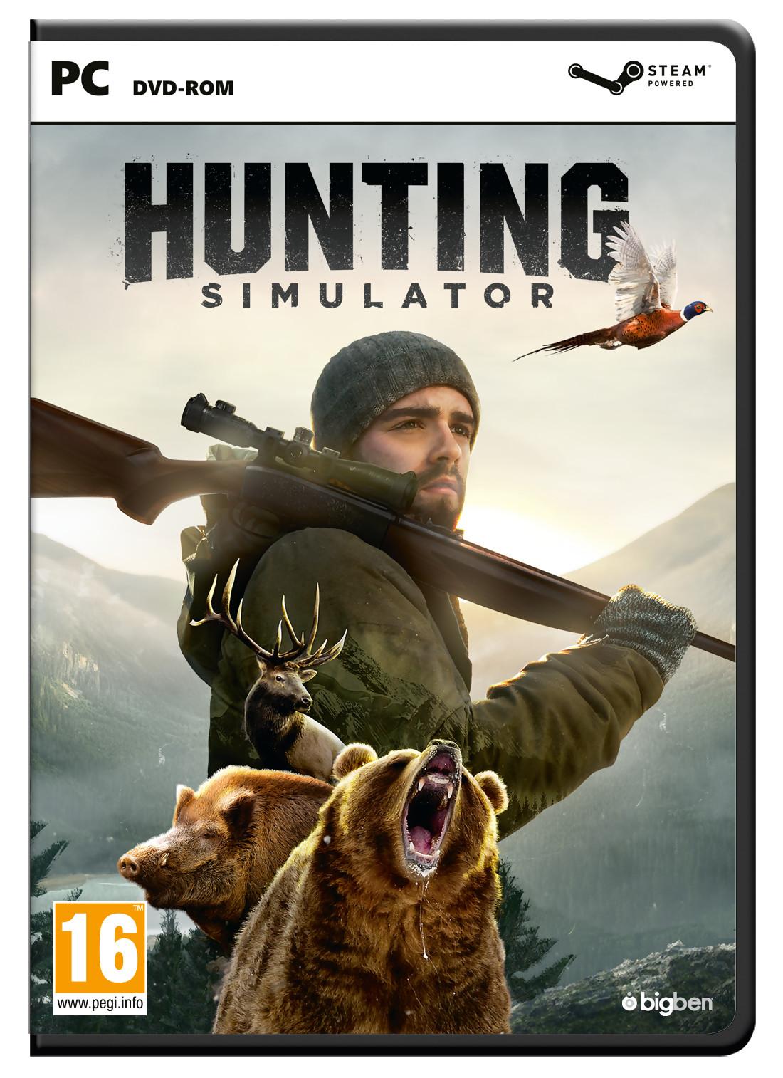 Hunting Simulator Toutes Les Images Du Jeu De Chasse De