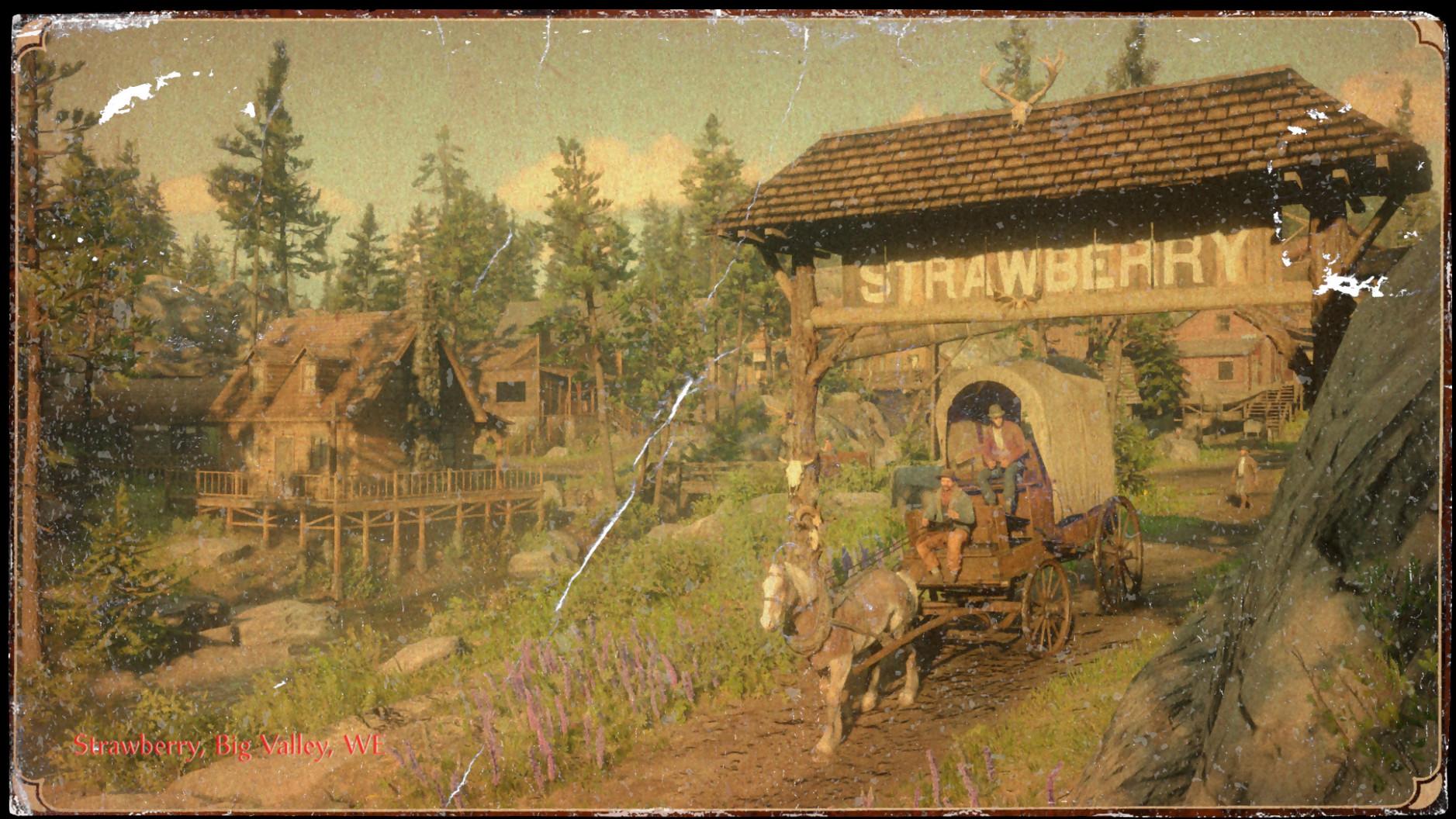 Red Dead Redemption 2 Tout Un Tas Dimages Qui Prsente