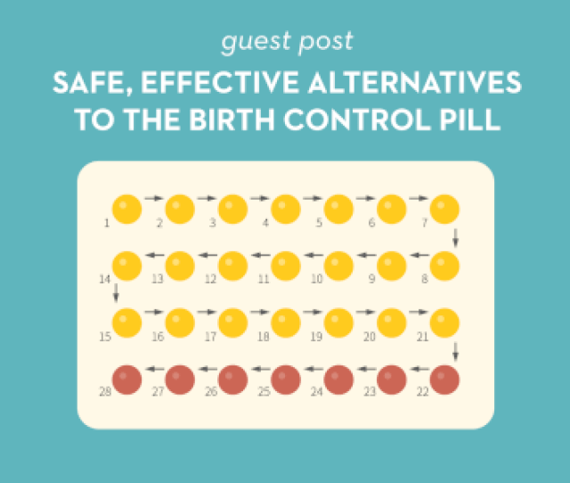 Guest Post Safe Effective Alternatives To The Birth Control Pill  E  A Joyous Health
