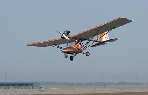 Trung Quốc chế tạo máy bay từ phế liệu