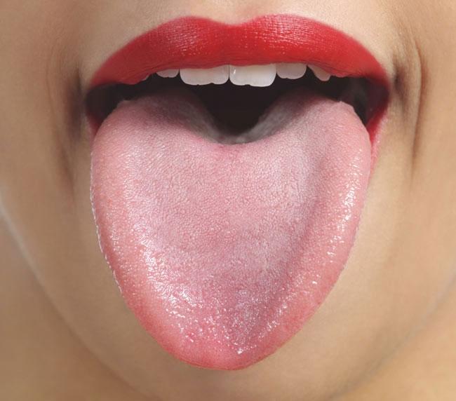 Đầu lưỡi bị đỏ còn biểu thị sự căng thẳng về tinh thần hoặc cảm xúc