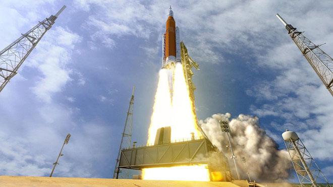 Tên lửa do NASA sản xuất chưa sẵn sàng cho nhiệm vụ đưa tàu vũ trụ lên Mặt trăng theo kế hoạch.
