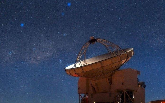 Kính thiên văn vô tuyến APEX