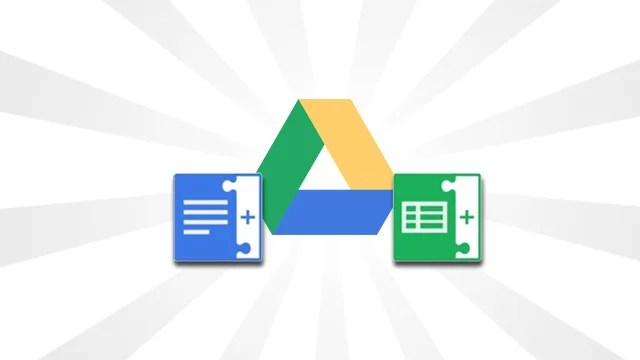 Google Drive Now Has Plugins