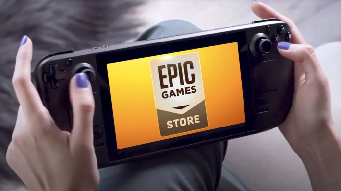 Valve's Steam Deck Will Let You Shop On Epic Games Store - Flipboard