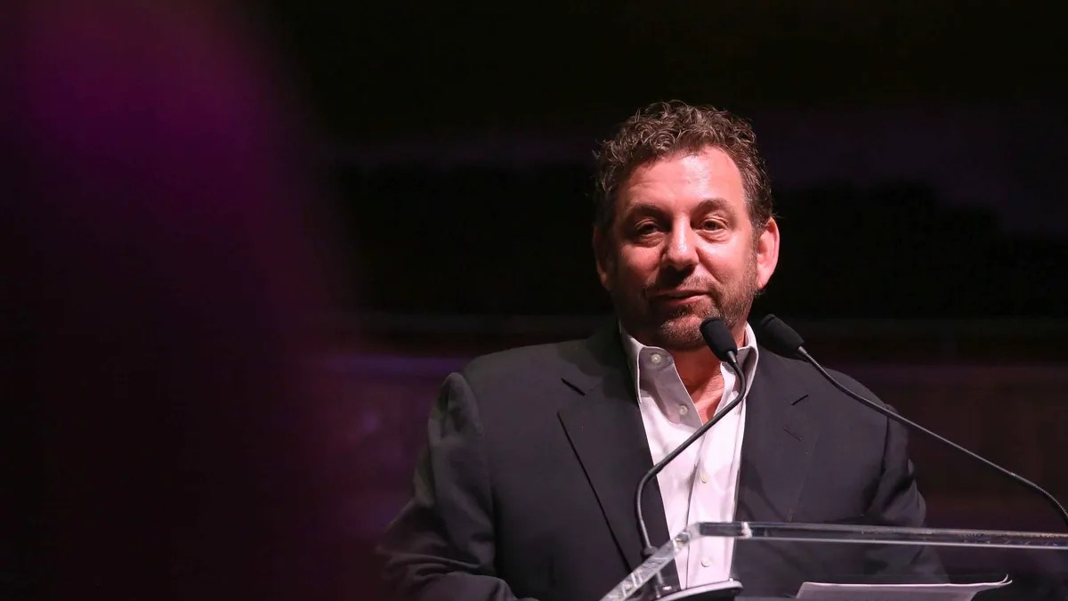 Photo of James Dolan Can Do Nothing Good, Vol. 3425