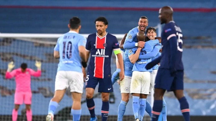 Manchester City shows PSG the steel they lack