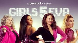 Here's a trailer for Peacock's Girls5eva
