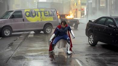 Mark Millar Netflix Superhero Series