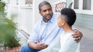 Black Father Gives Son The Talk About Holding Literally Any Object