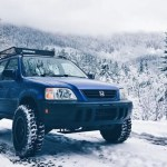 I Am Absolutely On Board With Off Road Honda Cr Vs